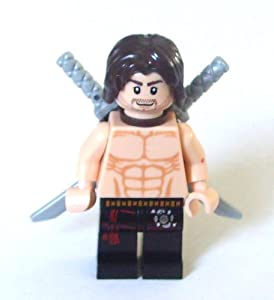 Lego Prince of Persia Mini Figure - Dastan (Shirtless)