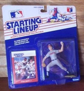 Starting Lineup 1988 Zane Smith Figure