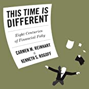 This Time Is Different: Eight Centuries of Financial Folly | [Carmen Reinhart, Kenneth Rogoff]