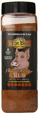 JB's Fat Boy Premium All Purpose Rub, 24 Ounce