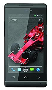 Xolo A500s IPS  Black, 4 GB  available at Amazon for Rs.7000
