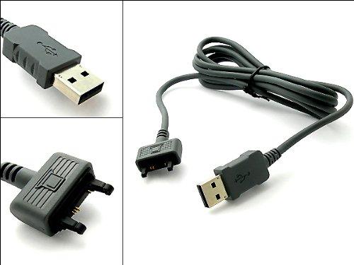 Sony Ericsson Original USB-Datenkabel DCU-60 für D750i K310i K320i K510i K530i K550i K610i K660i K750i K800i K810i K850i M600 P1i P990i S500i T650i V630i V640i W200i W300i W350i W380i W550i W580i W610i W660i W700i W710i W760 W800 W810i W850i W880i W890i W900i W910i W950i W960i Z250i Z310i Z320i Z520i Z530i Z550i Z555i Z610
