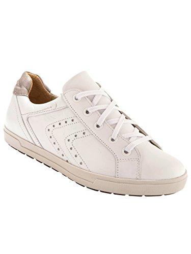 Balsamik - Scarpe casual in pelle con lacci - - Size : 37 - Colour : Bianco