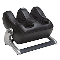 foot massager, Human Touch, Human Touch CirQlation Elite Foot & Calf Massager Color (Black)