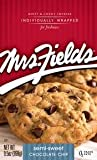 Mrs. Fields Semi-Sweet Chocolate Chip Cookies - 2 boxes