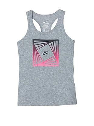 Nike Camiseta Tirantes Block Td Yth (Gris)