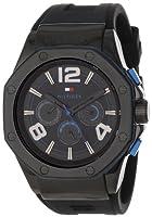 Buy Tommy Hilfiger Mens 1790912 Cool Sport Multi-Eye Black Silicone Strap Watch by Tommy Hilfiger