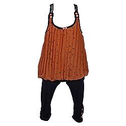 Wish KaroCasual wear top and capri setCSL90