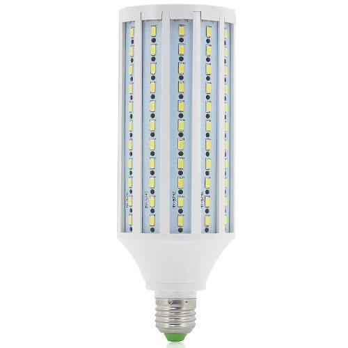 Lamp Covers & Shades Energy Saving E14 60 Smd 3528 Led 450lm Corn Light Lamp Bulb 3000-3500k Equivalent Halogen 50w Warm White Modern Design Lighting Accessories