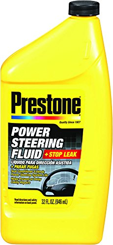 Prestone AS263 Power Steering Fluid with Stop Leak - 32 oz.
