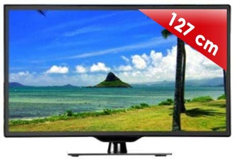 SMART TECH - Televiseurs led de 46 a 52 pouces LE 5018 -