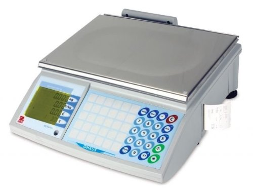 GundG imprimante ohaus rS - 15S kg (15 x 5 g calibré