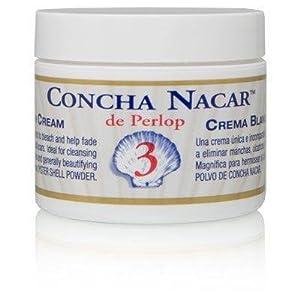 Concha Nacar De Perlop Natural Bleach Cream, 2 Ounce