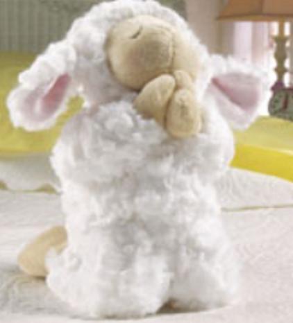 "Ganz 8"" Inspirational Lamb"