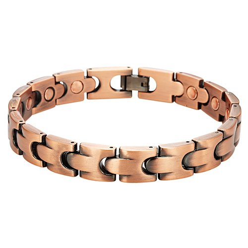 New Mens Magnetic Bracelet. Brand New in Gift Box with Strong 3000g Magnets