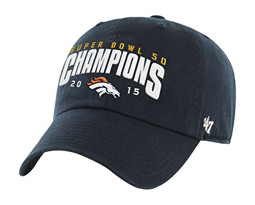 nfl-denver-broncos-2015-super-bowl-50-champions-47-clean-up-adjustable-hat-navy-one-sizenavy