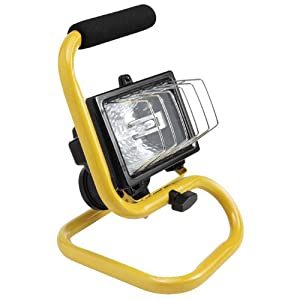 rab lighting outdoor light in portable quartz work light 150w yellow flood lighting