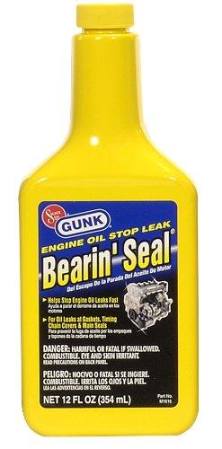 Gunk M1616 Bearin' Seal Engine Sealer - 12 fl. oz.