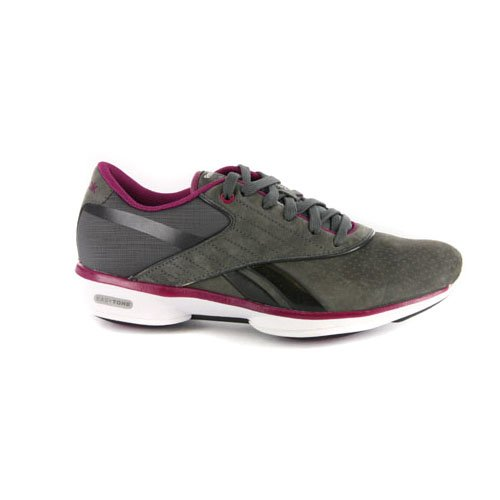Womens Reebok Easytone Go Outside Grey Fitness