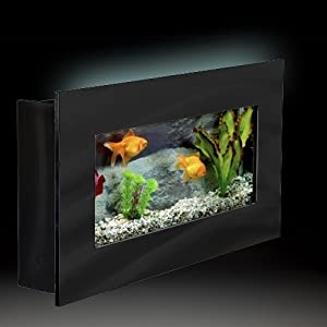 Amazon.com : Small Wall Mounted Aquarium : Pet Supplies
