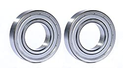Best Quality Ball Bearing for Industrial, Automobile & General Purpose. (Pack of TWO Bearings) Model :- 6209-ZZ, SIZE : ID-45mm/OD-85mm/THICK-19mm. MAA-KU