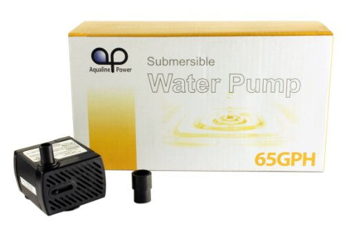 Aqualine Power PP-333 65 GPH Submersible Fountain Pump
