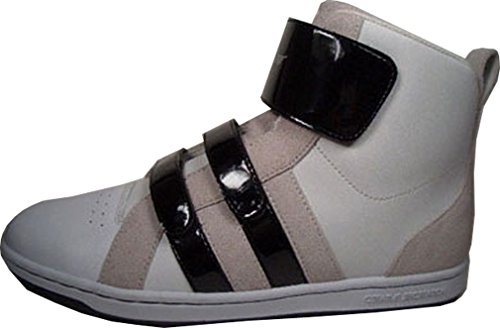 Creative Recreation Testa Mid bianco-grigio-nero CR152-20 misura 42/US 9/UK 8/27 cm