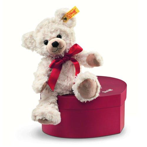 Steiff Sweetheart Teddy Bear Plush, Cream front-852956