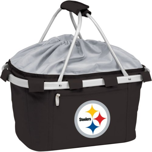 Picnic Time Pittsburgh Steelers Metro Basket at SteelerMania