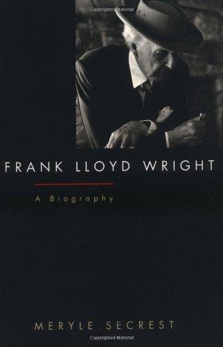 frank lloyd wright a biography meryle secrest shopswell. Black Bedroom Furniture Sets. Home Design Ideas