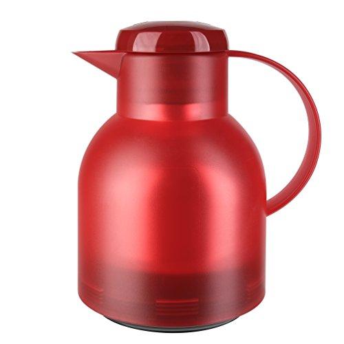 Emsa Samba Thermal Carafe - 1 L - Red