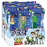 PEZ DISNEY TOY STORY ASSORTED 12 COUNT
