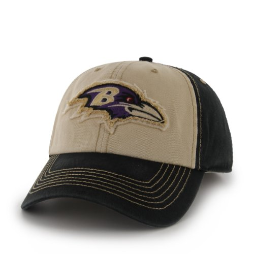 NFL Baltimore Ravens Men's Yosemite Cap, One Size, Black at Amazon.com