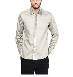 Yepme Men's Grey Cotton Shirts - YPMSHRT1079_36