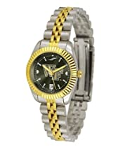 Wake Forest University Ladies Gold Dress Watch