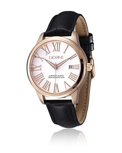 Giovine Reloj Sofia Tempo Oro Rosa / Negro