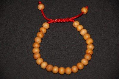 Tibetan Sandalwood Wrist Mala Bracelet for Meditation