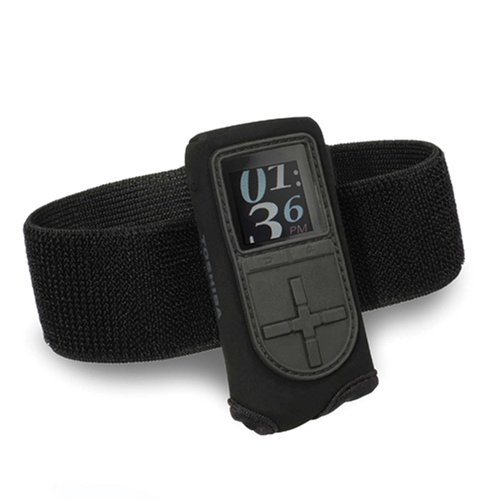 Toshiba Armband and Sport Case for Gigabeat U Series (Black)