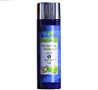 PhytoWorx Organic Hair Loss Shampoo | With Plant Stem Cells for Hair Recovery and Regrowth