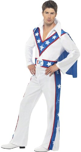 SMIFFYS Evel Knievel Costume