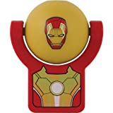 1 - Marvel(R) Ironman Projectable Night Light, Projects a 3ft image onto 8ft or 12ft ceiling, Long-life LED-no bulbs to replace, 13342