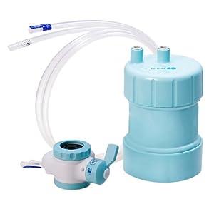 浄水器 ピュリフリー ブルー PF-B4