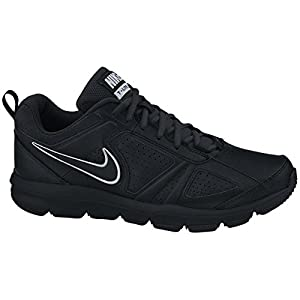Nike Men's T-Lite XI Black/Black/Metallic Silver Training Shoe 10 D(M) US