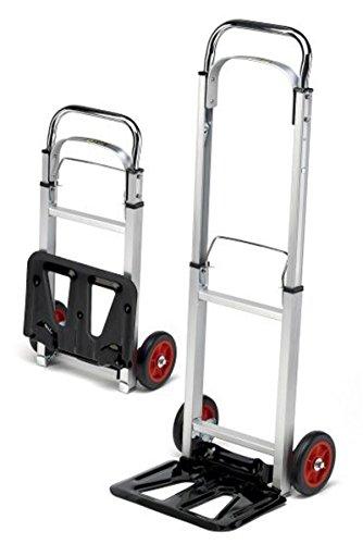 Sackkarre-ALU-klappbar-90kg-Transportkarre-Stapelkarre-Handkarre-Karre