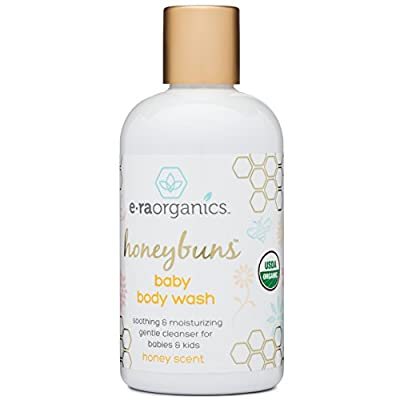 Organic Baby Wash and Shampoo by Era Organics