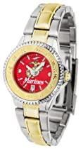 US Marines Competitor AnoChrome Ladies Watch with Two-Tone Band