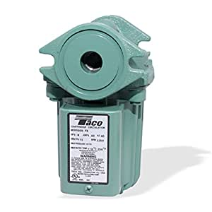 Taco 009-F5 Single Phase Circulating Pump