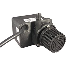 Little Giant PE-2F-PW 566611 300 GPH Premuim Pond Pump