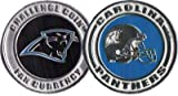 NFL Carolina Panthers Challenge Coin Poker Card Cover at Amazon.com