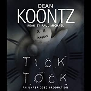 Tick Tock Audiobook